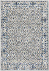 Safavieh Brentwood Bnt869g Light Grey - Blue Area Rug