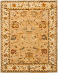 Safavieh Bergama BRG136A Taupe / Ivory Area Rug