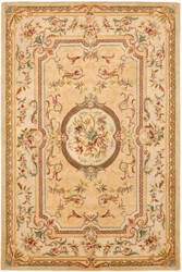 Safavieh Bergama BRG168A Light Gold / Beige Area Rug