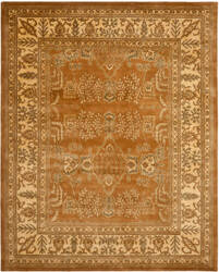 Safavieh Bergama BRG190A Light Brown / Beige Area Rug