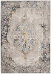 Safavieh Bristol Btl343a Light Grey - Blue Area Rug