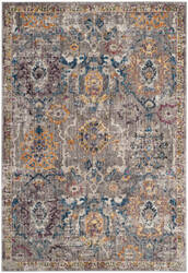 Safavieh Bristol Btl347a Grey - Blue Area Rug