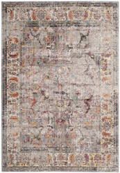 Safavieh Bristol Btl362a Grey - Light Grey Area Rug
