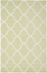 Safavieh Cambridge CAM121B Light Green / Ivory Area Rug