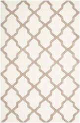 Safavieh Cambridge CAM121P Ivory / Beige Area Rug