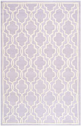 Safavieh Cambridge Cam131c Lavander - Ivory Area Rug