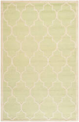 Safavieh Cambridge Cam134b Light Green - Ivory Area Rug