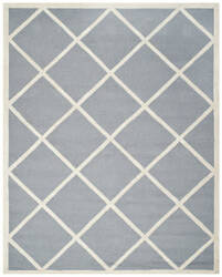 Safavieh Cambridge CAM136D Silver / Ivory Area Rug