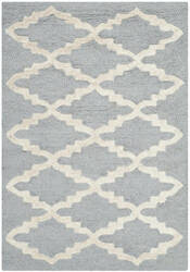 Safavieh Cambridge Cam137d Silver / Ivory Area Rug