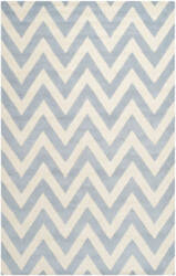 Safavieh Cambridge Cam139a Light Blue / Ivory Area Rug