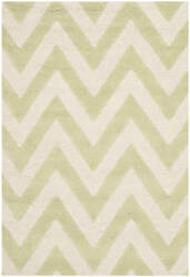 Safavieh Cambridge Cam139b Light Green / Ivory Area Rug