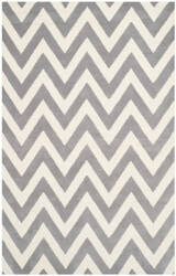 Safavieh Cambridge Cam139d Silver / Ivory Area Rug