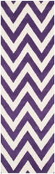 Safavieh Cambridge Cam139k Purple / Ivory Area Rug
