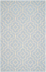 Safavieh Cambridge Cam141a Light Blue - Ivory Area Rug