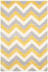Safavieh Cambridge Cam153a Grey / Gold Area Rug