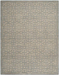 Safavieh Cambridge Cam236a Dusty Blue / Cement Area Rug
