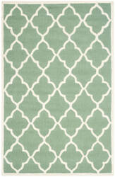 Safavieh Cambridge Cam312t Teal / Ivory Area Rug