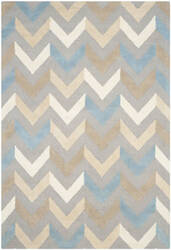 Safavieh Cambridge Cam580a Grey / Ivory Area Rug
