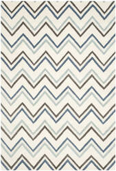 Safavieh Cambridge Cam581a Ivory / Blue Area Rug
