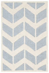 Safavieh Cambridge Cam718b Blue - Ivory Area Rug