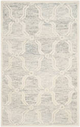 Safavieh Cambridge Cam728g Light Grey - Ivory Area Rug