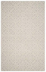 Safavieh Cambridge Cam731g Light Grey - Ivory Area Rug