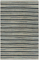 Safavieh Cape Cod Cap104b Blue - Black Area Rug