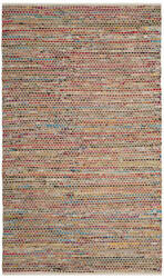 Safavieh Cape Cod Cap301a Natural - Multi Area Rug