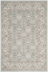 Safavieh Carmel Car276c Light Blue - Ivory Area Rug