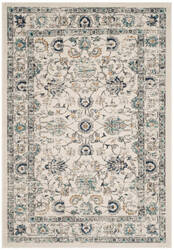 Safavieh Carmel Car279a Beige - Blue Area Rug