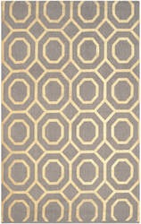 Safavieh Cedar Brook Cdr268q Grey - Gold Area Rug