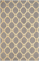 Safavieh Cedar Brook Cdr269q Grey - Gold Area Rug
