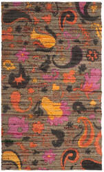 Safavieh Cedar Brook Cdr321c Brown - Multi Area Rug