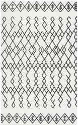 Safavieh Cedar Brook Cdr501e Ivory - Black Area Rug