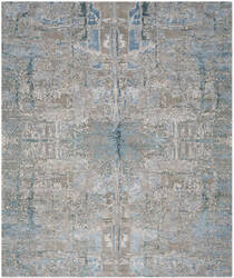 Safavieh Centennial Cen101b Worn Denim Area Rug