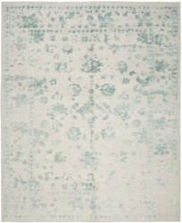 Safavieh Centennial Cen201a Silver - Light Blue Area Rug