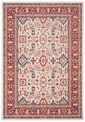 Safavieh Charleston Chl412a Ivory - Red Area Rug