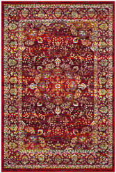 Safavieh Cherokee Chr919q Red Area Rug