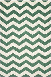 Safavieh Chatham CHT715T Teal / Ivory Area Rug