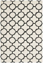 Safavieh Chatham Cht717a Ivory / Black Area Rug