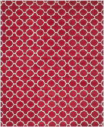 Safavieh Chatham Cht717g Red / Ivory Area Rug