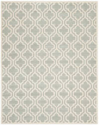 Safavieh Chatham Cht727e Grey / Ivory Area Rug