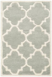 Safavieh Chatham Cht730e Grey / Ivory Area Rug