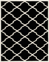 Safavieh Chatham CHT735K Black / Ivory Area Rug