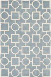 Safavieh Chatham CHT737B Blue / Ivory Area Rug