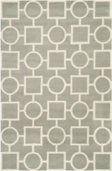 Safavieh Chatham CHT737E Grey / Ivory Area Rug