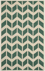 Safavieh Chatham Cht746t Teal / Ivory Area Rug