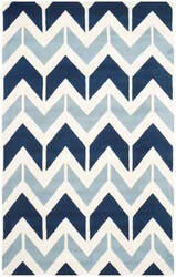 Safavieh Chatham Cht756n Dark Blue - Light Blue Area Rug