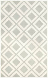 Safavieh Chatham Cht759e Grey - Ivory Area Rug