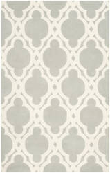 Safavieh Chatham Cht762e Grey - Ivory Area Rug